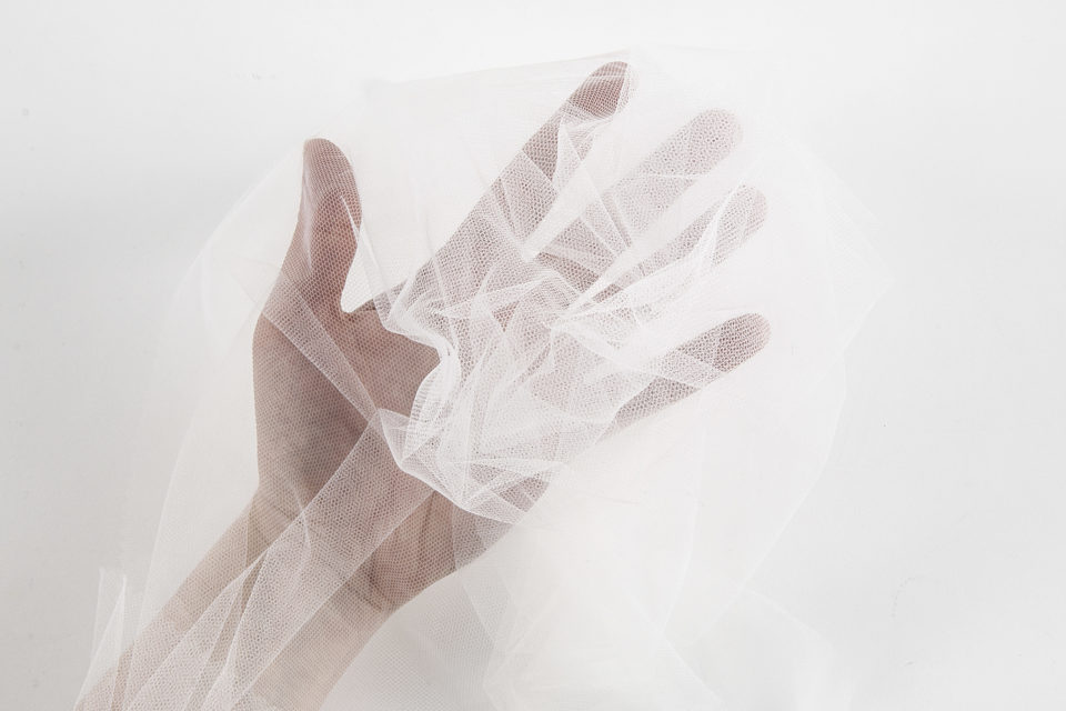 invisible tulle